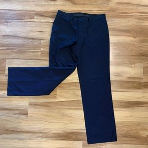 Express Producer Pinstripe Dress Pants (Size 36x34